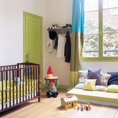 Dossier pr parer la chambre coucher de b b les murs for Preparer la chambre de bebe
