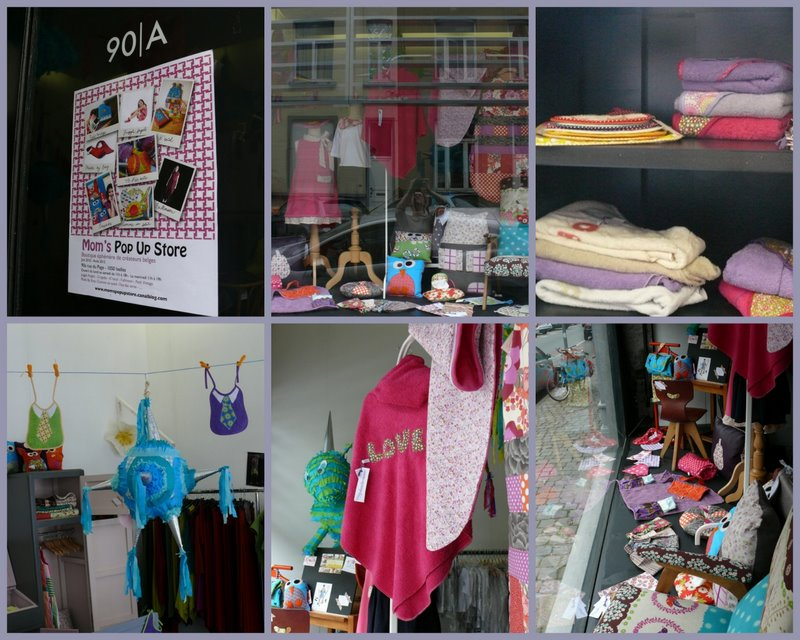 mom`s pop up store- Made by Emy- boutique